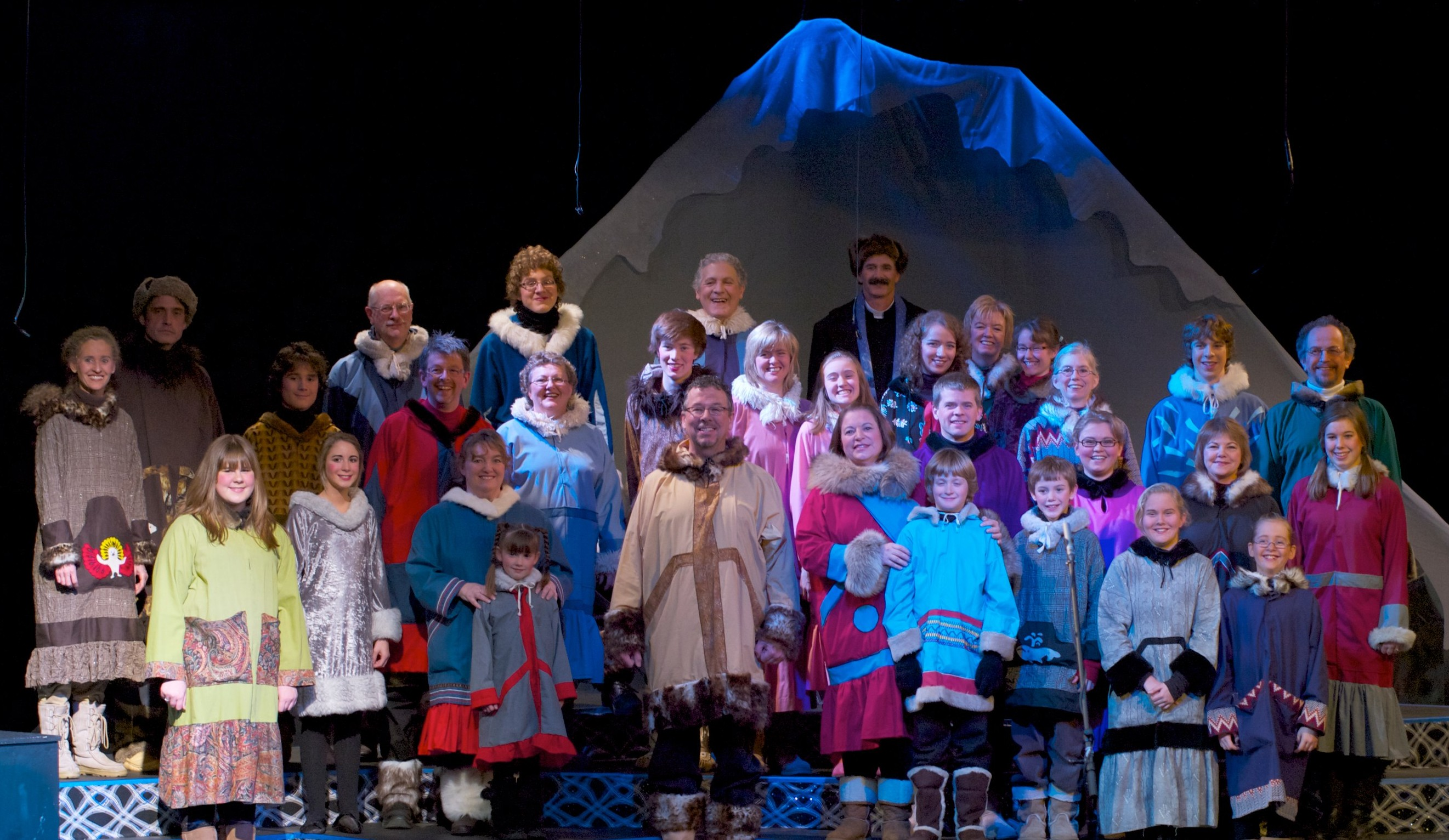 Successful Co Productions King Island Christmas